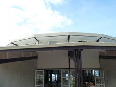 Rénovation de l'aérogare de NUKU-HIVA